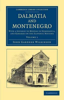 Dalmatia and Montenegro vol 1