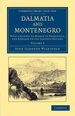 Dalmatia and Montenegro vol 2