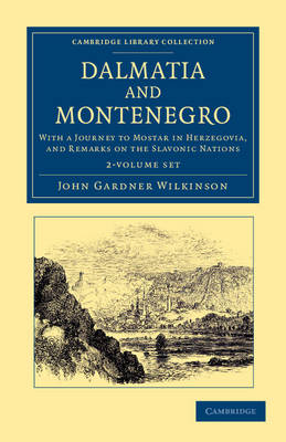 Dalmatia and Montenegro 2 vol st