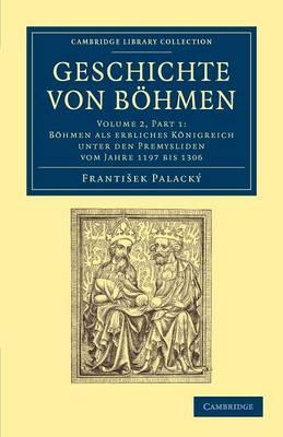 Geschichte von Bohmen vol 2 p1