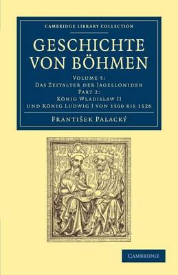 Geschichte von Bohmen vol 5 p2