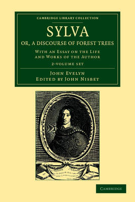 Sylva Or Discourse Forest Trees 2vs