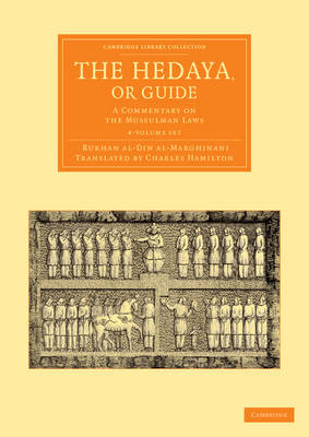 The Hedaya, or Guide 4 vol st