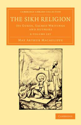 The Sikh Religion 6 vol set