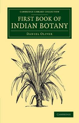 First Book of Indian Botany