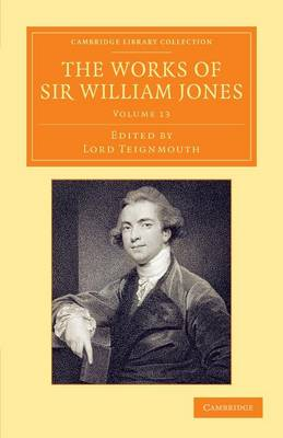 The Works of Sir William Jones v13