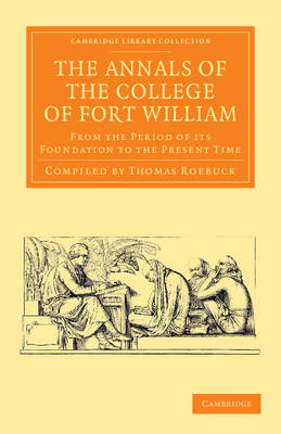 Annals of College of Fort William