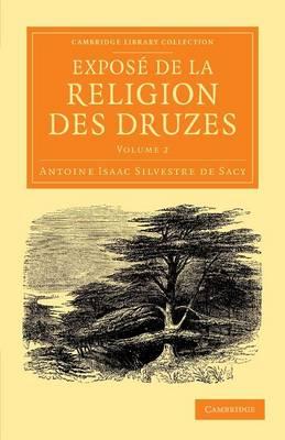 Expose de religion des Druzes v2