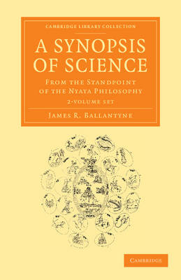 A Synopsis of Science 2 vol st