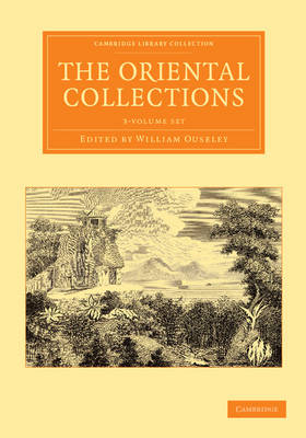 The Oriental Collections 3 vol set