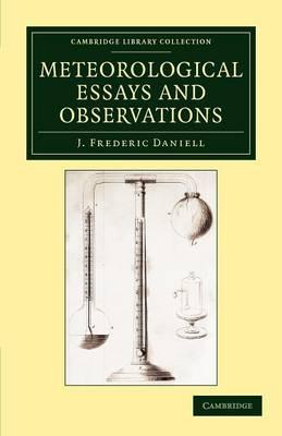 Meteorological Essays Observations