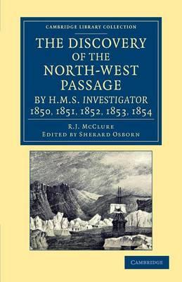 Dscvry NW Pass HMS Investig 1850-54