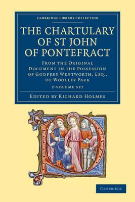 Chartulary St John Pontefract 2vs
