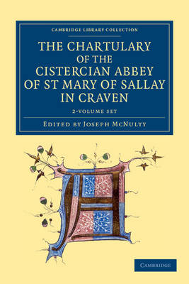 Chrtlry Cist Abb St Mary Sallay 2vs