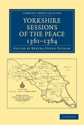 Yorkshire Sessions Peace 1361-64