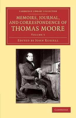 Memoirs Jrnl Corresp Thos Moore v5