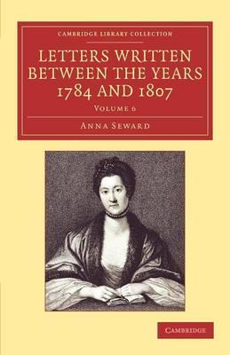 Letters Wrtn Btwn Yrs 1784-1807 v6