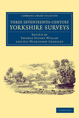 Three 17th-Century Yorkshire Survys