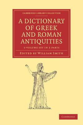 Dictionary Greek Roman Antqts 2ps