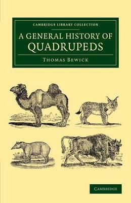 A General History of Quadrupeds