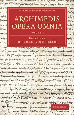 Archimedis Opera Omnia v2