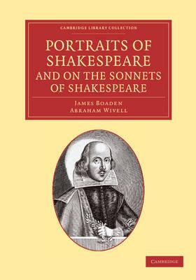Portrait Shakesp Sonnets Shakesp