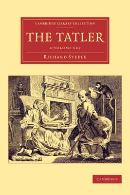 The Tatler 4 Volume Set