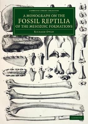 A Monograph on the Fossil Reptilia of the Mesozoic Formations