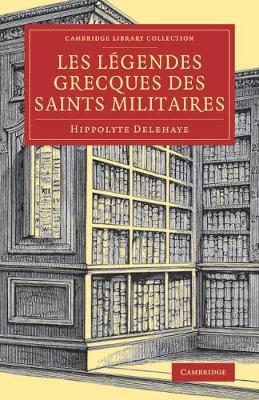 Legendes grecques des saints milit