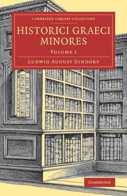 Historici graeci minores vol 1