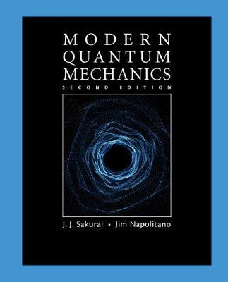 Modern Quantum Mechanics 2Ed