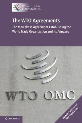 The WTO Agreements 2Ed