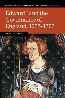 Edward I and Gov England 1272-1307
