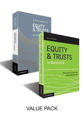 Equity and Trusts in Australia Bundle 2ed Textbook and 1ed Sourcebook