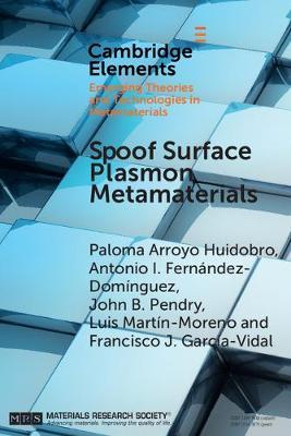 Spoof Surface Plasmon Metamaterials