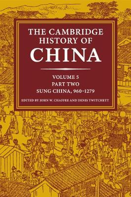 Cambridge History of China vol 5 p2