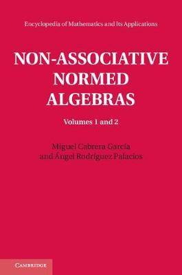 Non-Associative Normed Algebras 2 Volume Hardback Set