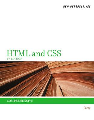 New Perspectives on HTML and CSS : Comprehensive
