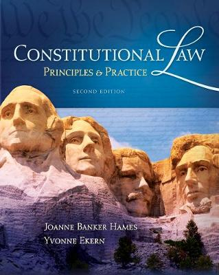 Constitutional Law : Principles and Practice