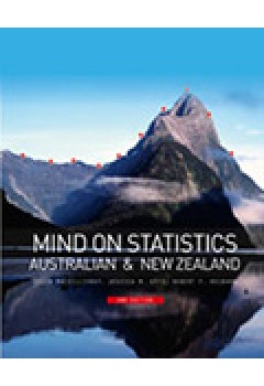 Mind on Statistics + Minitab Student Version 14 for Windows