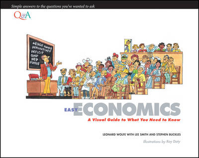 Easy Economics: A Visual Guide to What You Need to Know