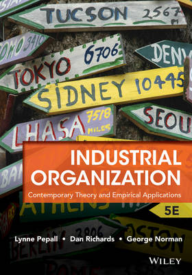 Industrial Organization: Contemporary Theory and Empirical Applications 5E