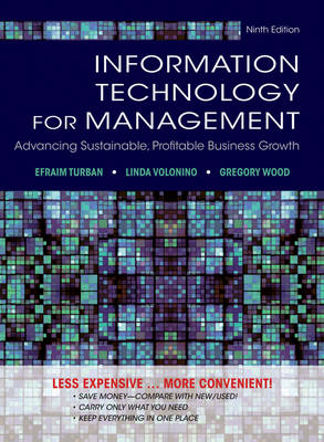 Information Technology for Management 9th Edition