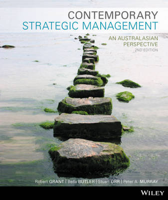Contemporary Strategic Management an Australasian Perspective