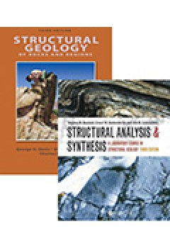 Structural Geology of Rocks and Regions 3E with Structural Analysis and Synthesis 3E