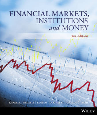 Financial Markets, Institutions and Money 3E