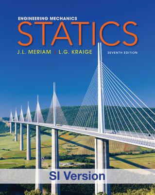 Engineering Mechanics Statics SI 7E + Wileyplus Registration Card