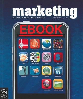 Marketing (Aus) e-Text iStudy Registration Card