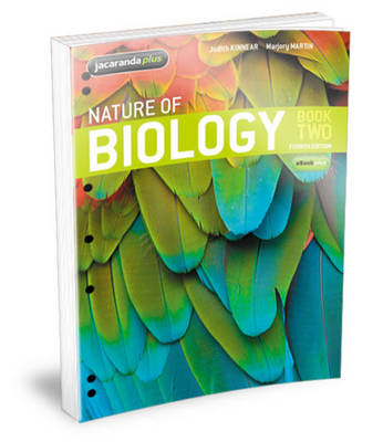 Nature of Biology Book 2 Flexisaver & eBookPLUS
