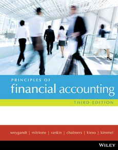 WileyPlus Standalone to Accompany Principles of Financial Accounting 3E